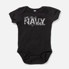 Cool Military family brother Baby Bodysuit