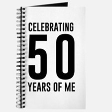 Celebrating 50 Years of Me Journal