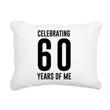 Celebrating 60 Years of Me Rectangular Canvas Pill