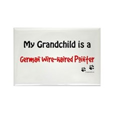 GWP Grandchild Rectangle Magnet