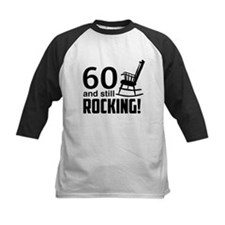 60 and Still Rocking! Baseball Jersey