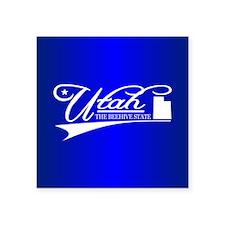 Utah State of Mine Sticker