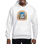 Kalawao County Sheriff Hooded Sweatshirt