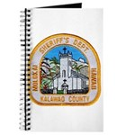 Kalawao County Sheriff Journal