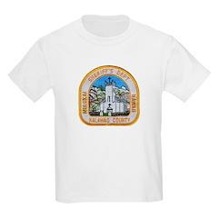 Kalawao County Sheriff T-Shirt