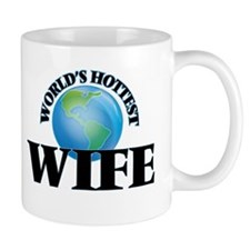 World's Hottest Wife Mugs