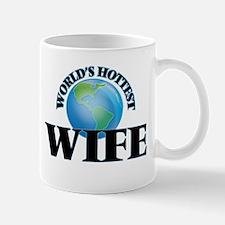World's Hottest Wife Mugs