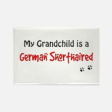 GSP Grandchild Rectangle Magnet