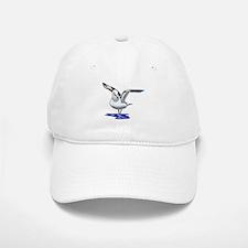Seagull Liftoff Baseball Baseball Cap