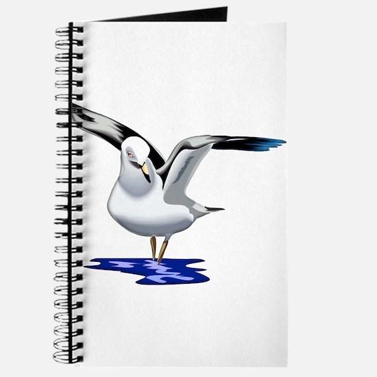 Seagull Liftoff Journal