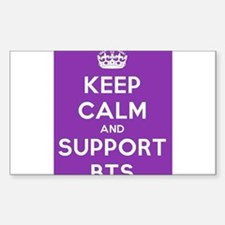 Support BTS Decal