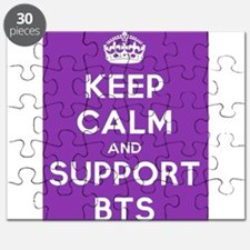Support BTS Puzzle