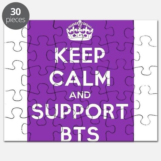 Support BTS Puzzle