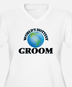 World's Hottest Groom Plus Size T-Shirt