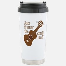 Unique Ukulele Travel Mug