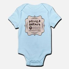 HALLOWEEN STRIPE Infant Bodysuit