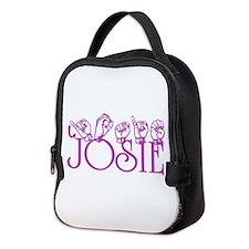 Josie Neoprene Lunch Bag