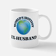 World's Hottest Ex-Husband Mugs