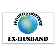 World's Hottest Ex-Husband Decal