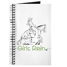 Girls Rein slide stop Journal