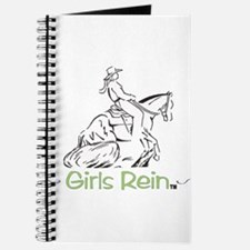 Girls Rein slide stop Journal