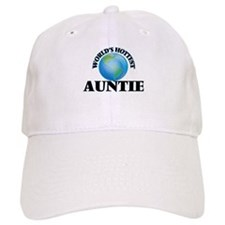 World's Hottest Auntie Baseball Cap