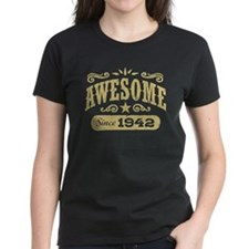 Awesome Since 1942 Tee