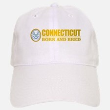 Connecticut (born and bred) Baseball Baseball Baseball Cap