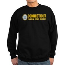 Connecticut (born and bred) Sweatshirt