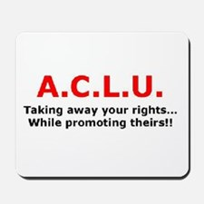 ACLU Mousepad