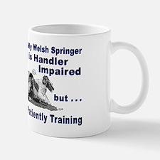 Welsh Springer Spaniel Agilit Mug