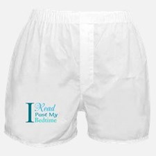 Rebel Reader Boxer Shorts