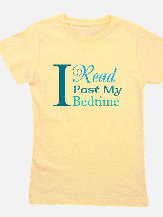 Rebel Reader Girl's Tee