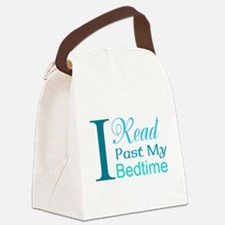 Rebel Reader Canvas Lunch Bag