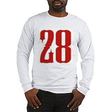 Saucy 28 Long Sleeve T-Shirt