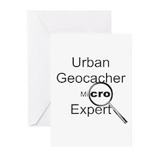 Urban Geocacher Greeting Cards (Pk of 10)