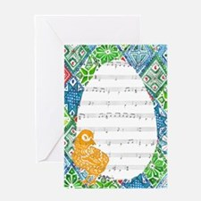 Easter Chick Greeting Cards