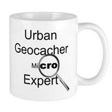 Urban Geocacher Mug