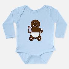 Gingerbread Boy baby Body Suit