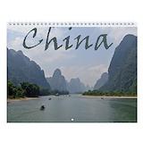 China Calendars