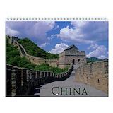 China Wall Calendars