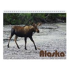 Alaska Wall Calendar