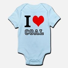 I Love Coal Body Suit