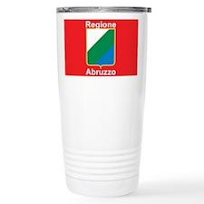 Regione Abruzzo Travel Mug