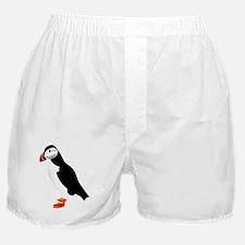 Pretty Puffin Boxer Shorts