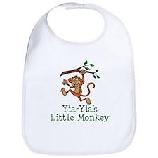 Yia-Yia's Little Monkey Bib