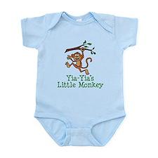 Yia-Yia's Little Monkey Body Suit