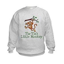 Yia-Yia's Little Monkey Sweatshirt