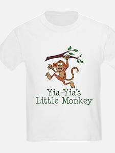 Yia-Yia's Little Monkey T-Shirt