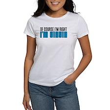 I'm Right I'm YiaYia T-Shirt
